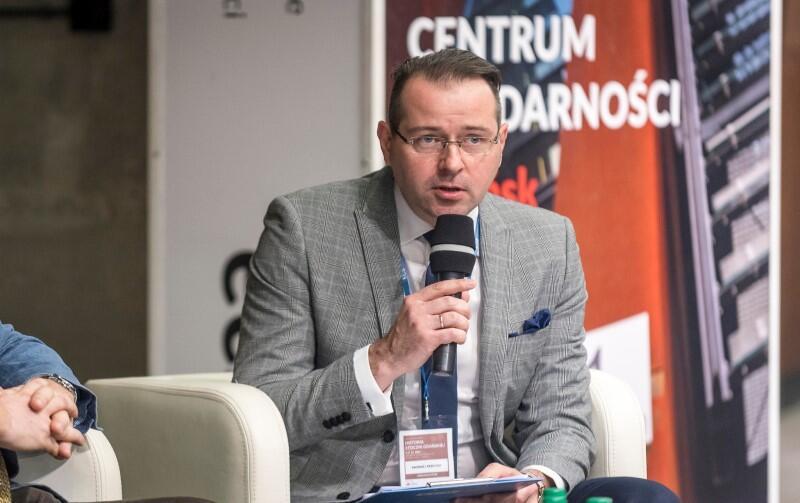 Andrzej Trzeciak, kustosz ECS,