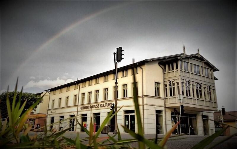 Oliwski Ratusz Kultury będzie siedzibą Festiwalu Open House w Oliwie