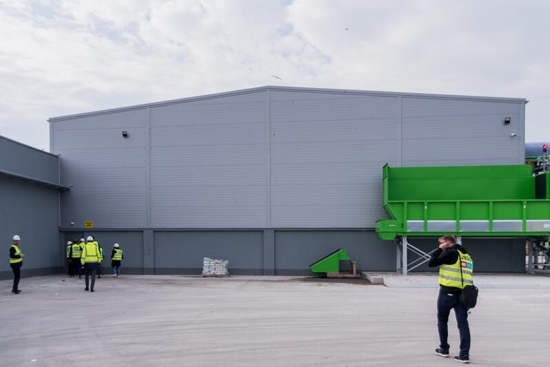 Nowa kompostownia ma przetwarzać 40 tys. ton odpadów biodegradowalnych rocznie