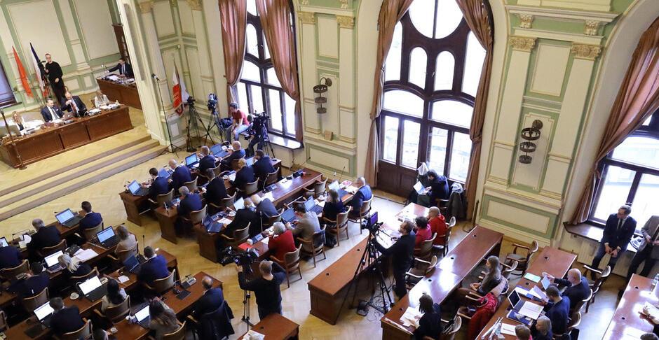 Radni podjęli pięć uchwał w sprawie miejscowych planów