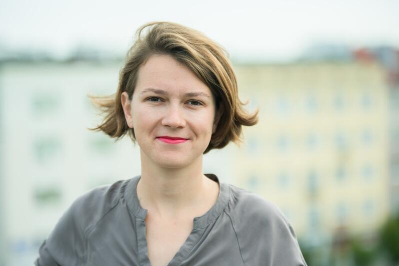 - Nie zdawałam sobie do końca sprawy, jaki ładunek emocji mogą nieść za sobą poznane w ten sposób ludzkie historie - przyznaje Natalia Koralewska