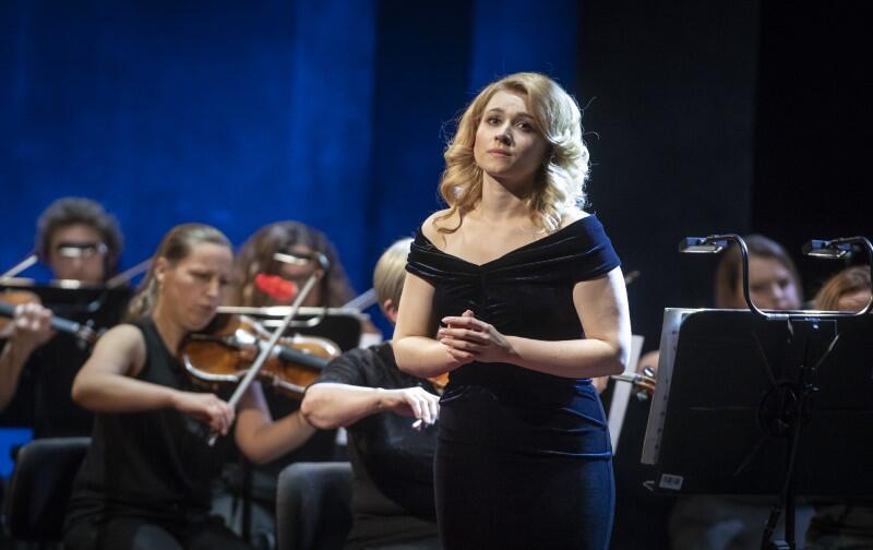 Katarzyna Wietrzny, nieszczęśliwą Thaïs z opery Jules'a Masseneta, usłyszymy w niedzielę w repertuarze moniuszkowskim