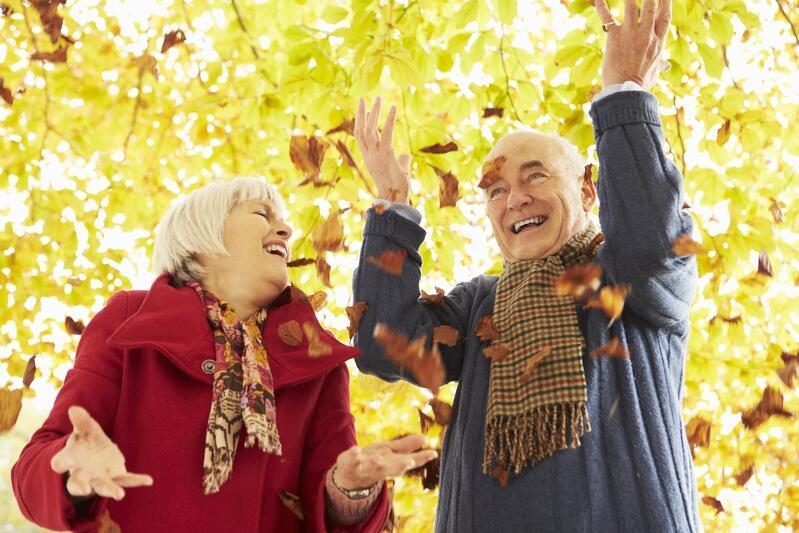 Międzynarodowy Dzień Osób Starszych w Gdańsku jest świętowany przez cały miesiąc (zdjęcie ilustracyjne)