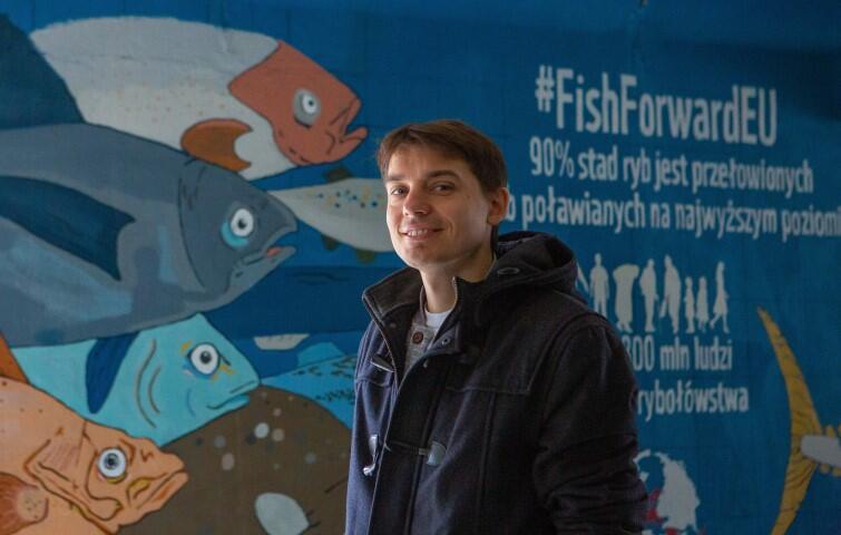 Autorem prac jest Krzesimir Jagiełło, student geografii Uniwersytetu Gdańskiego