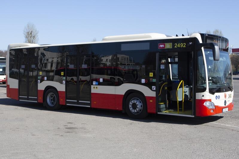 Prace drogowe na ulicy Podmiejskiej na Oruni spowodują w weekend zmiany w funkcjonowaniu komunikacji autobusowej