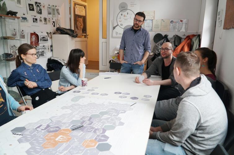 Na warsztatach uczestnicy podzielą się swoimi historiami, które mają związek z Gdańskiem