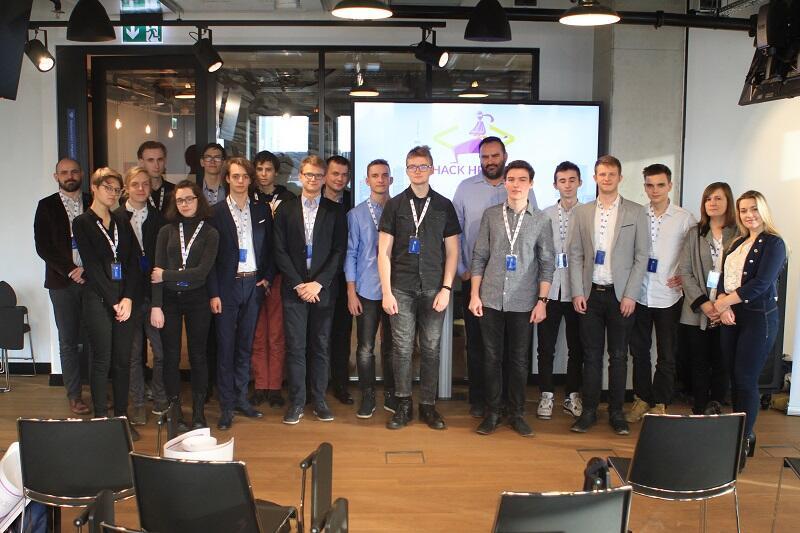 `Bohaterscy hakerzy` 2018 roku, czyli laureaci III edycji Ogólnopolskiego Konkursu Programistycznego Hack Heroes