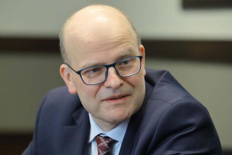 Maciej Glamowski, Prezydent Grudziądza