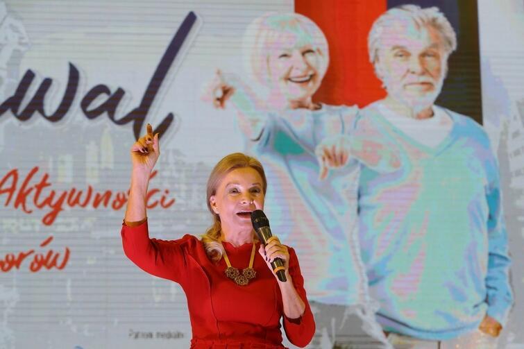 Druga edycja Festiwalu Pracy i Aktywności Seniorów już 8 października w AMBEREXPO.