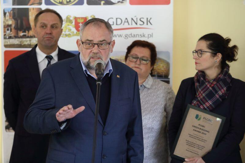 Piotr Adamowicz, kandydat Koalicji Obywatelskiej w wyborach do Sejmu