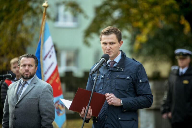 Piotr Grzelak z-ca prezydent Gdańska