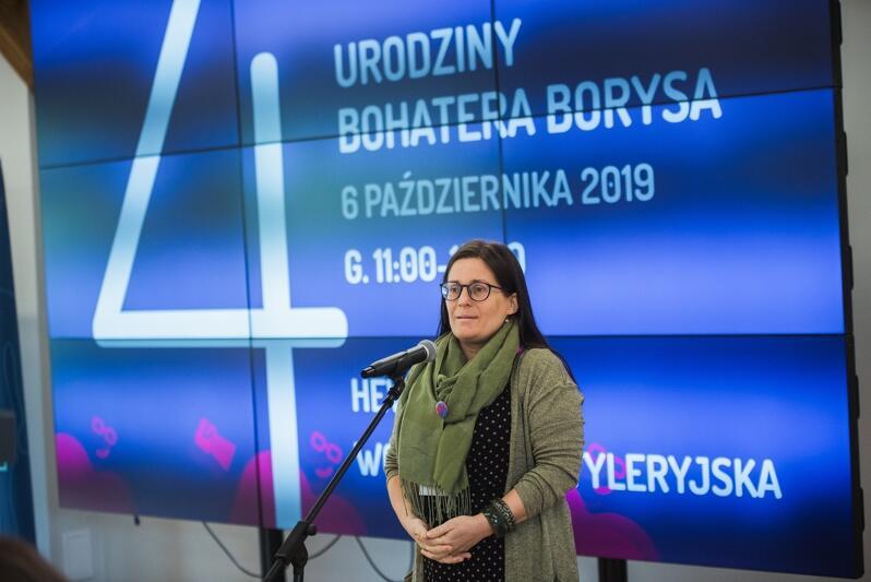 Zofia Lisiecka z Gdańskiej Rady ds. Równego Traktowania