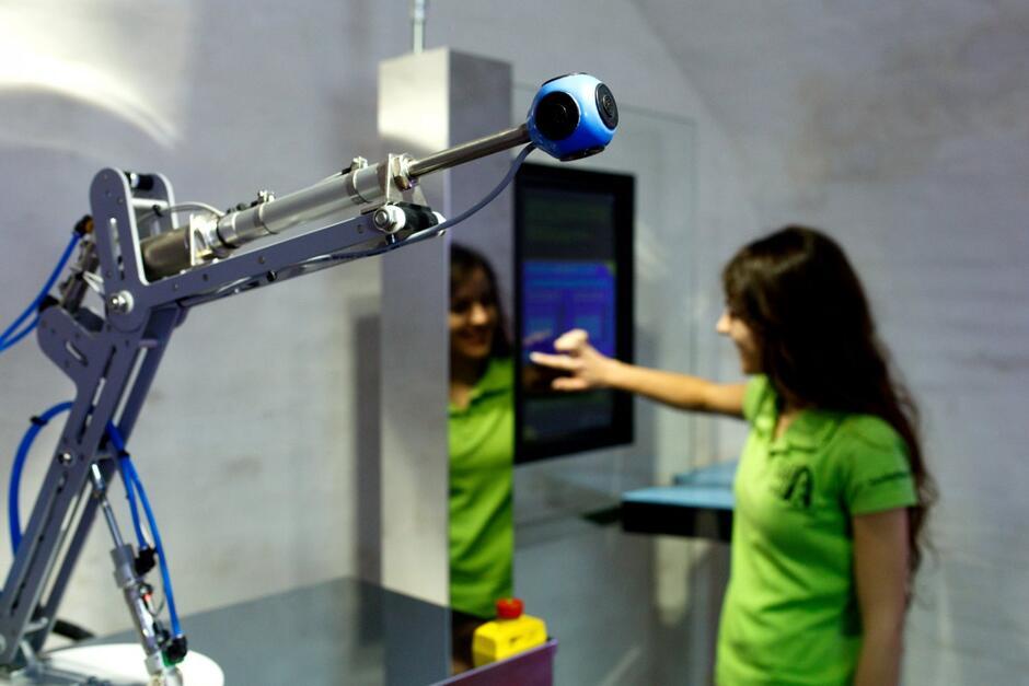 W dniach 8-11 października w Hevelianum odbywa się Światowy Tydzień Kosmosu