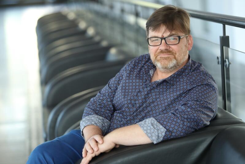 Romuald Wilcza - Pokojski, reżyser i dyrektor Opery Bałtyckiej