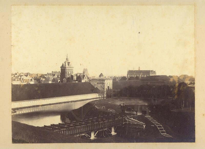 Brama Wyżynna, 1853 rok