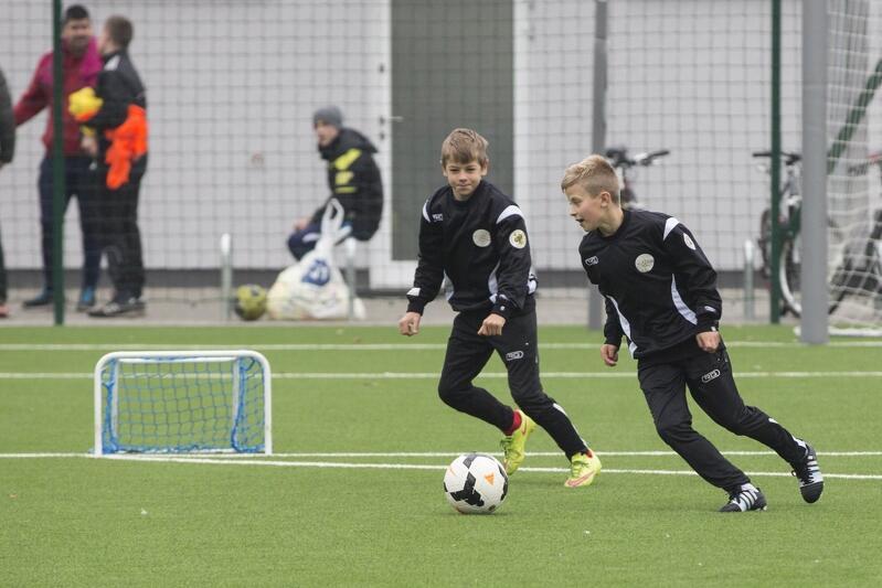 Turniej Do przerwy 0:1  na boisku przy ul. Meissnera rozgrywany jest od 2017 roku