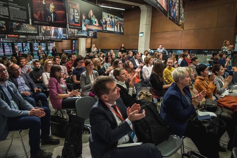 HERcity: międzynarodowa konferencja dotycząca planowania przestrzennego, odbyła się 9 października 2019 r. w Europejskim Centrum Solidarności w Gdańsku
