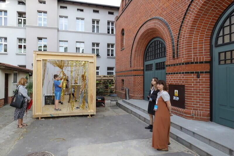 """""""Niefestiwal Miasto i Sztuka. Moja Wolność"""" to z założenia cykliczny festiwal, który prezentuje sztukę współczesną w przestrzeni miasta"""