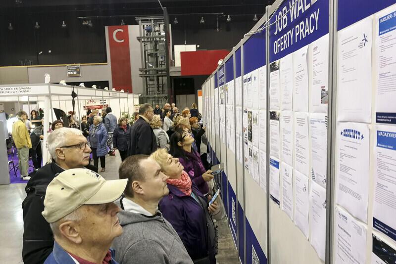 Oferty pracy podczas 2. Festiwalu Aktywności i Pracy Seniorów