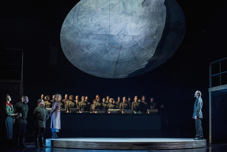 Olga brazylijskiego kompozytora Jorge Antunesa w Operze Bałtyckiej. Premiera 11 października 2019