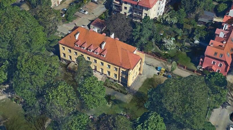 Przedszkole nr 33 w dzielnicy Wrzeszcz Dolny