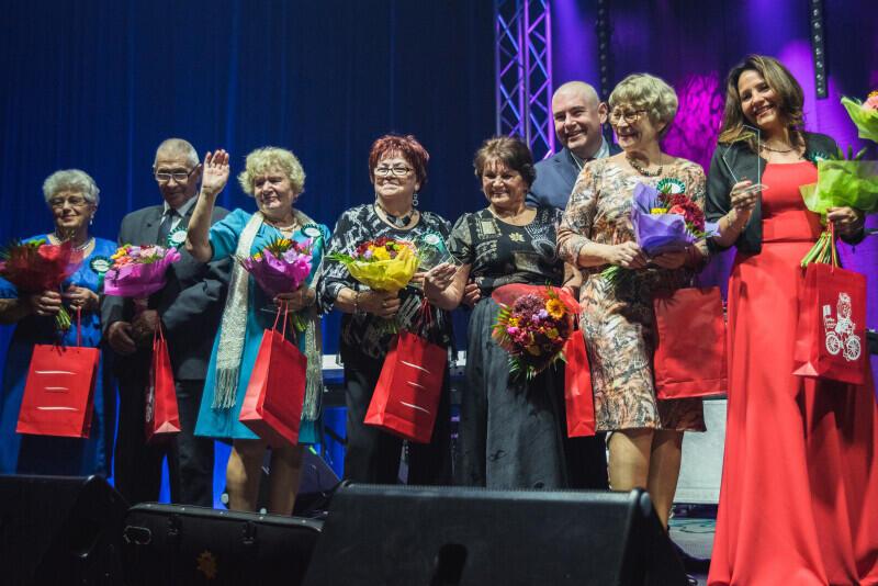 XIV Miejski Bal Seniora w Gdańsku odbył się 16 października 2019 r. w AmberExpo