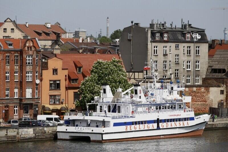 Rada Dzielnicy Śródmieścia zaprasza Seniorów i Mieszkańców Śródmieścia Gdańska na rejs katamaranem w sobotę, 19 października