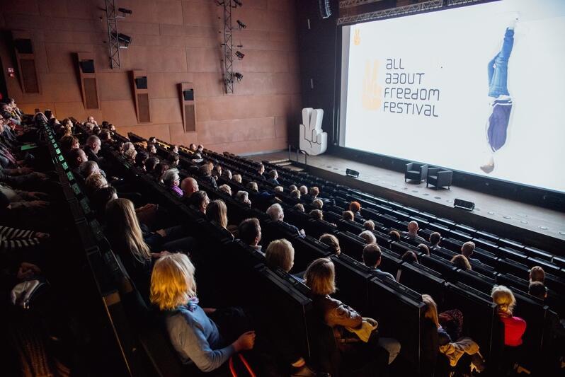 13. All About Freedom Festival odbywa się w dniach 11-19 października 2019 r. w Europejskim Centrum Solidarności