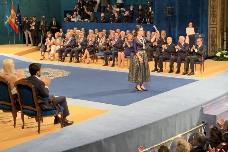 Oklaski dla Gdańska i prezydent Aleksandry Dulkiewicz