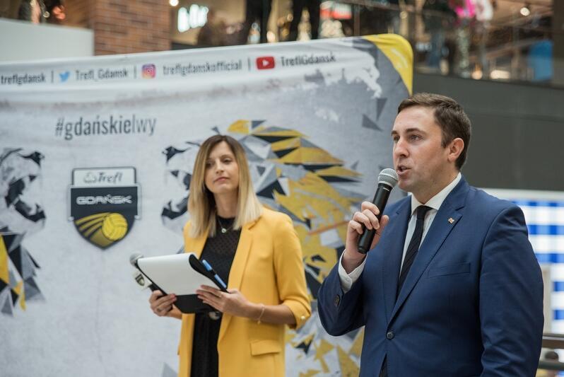 Piotr Borawski, zastępca prezydenta Gdańska