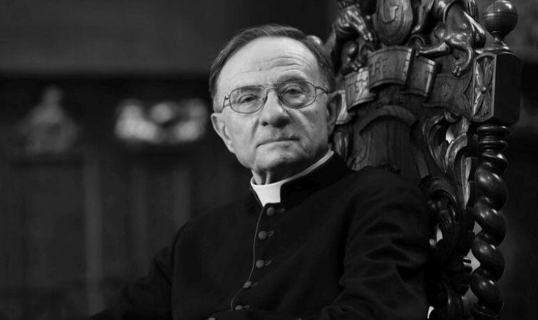 Ks. infułat Stanisław Bogdanowicz