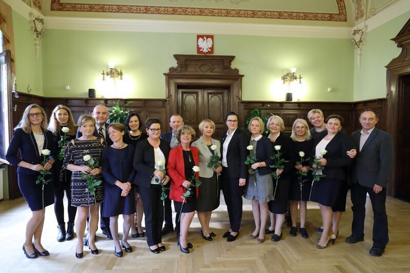 Laureaci i nominowani do Nagrody z władzami Gdańska