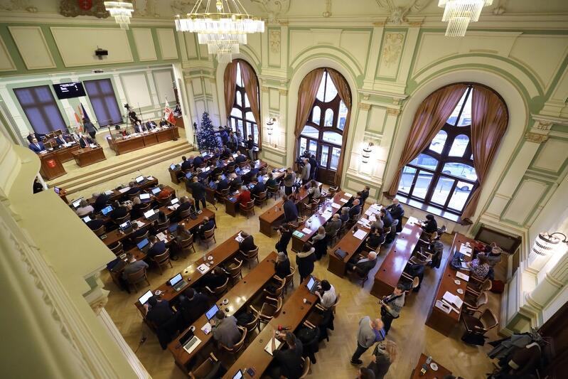 Sesje Rady Miasta Gdańska odbywają się zwykle raz w miesiącu. Nad czym będą obradować radni w najbliższy czwartek?