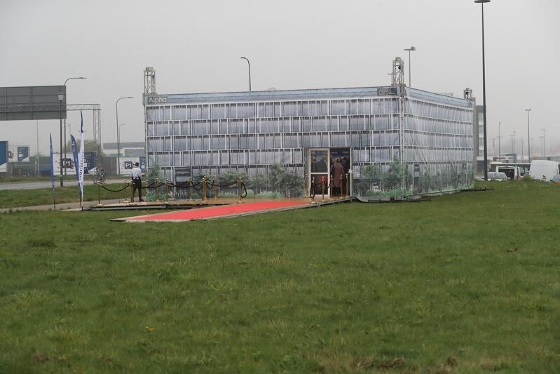 W ciągu 18 miesięcy w sąsiedztwie lotniska powstanie nowoczesny biurowiec