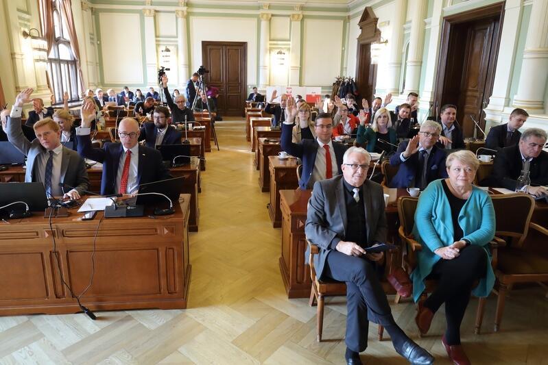 24 października odbyła się 15. już sesja Rady Miasta Gdańska obecnej kadencji