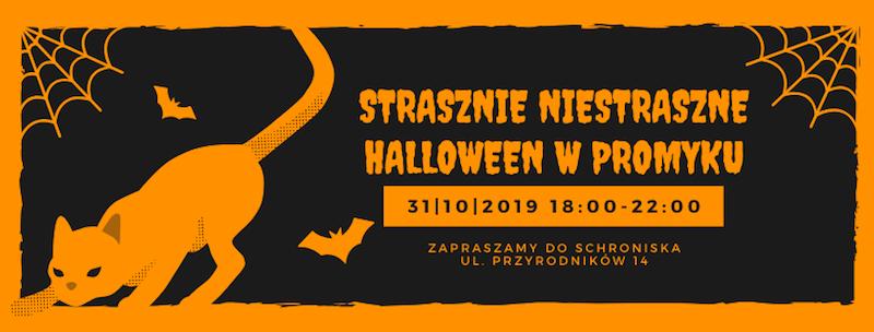 Halloween w Promyku odbędzie się pierwszy raz. Nie może Was zabraknąć na tym wyjątkowym wydarzeniu