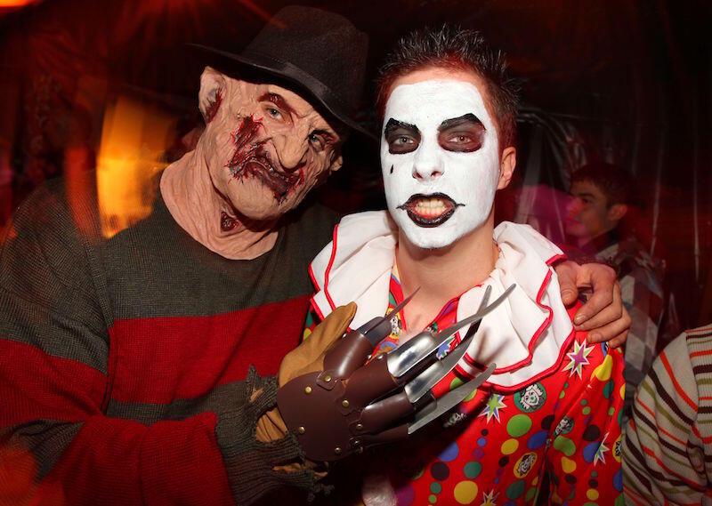 Przebranie na Halloween w Promyku nie jest konieczne, ale warto o nie zadbać!