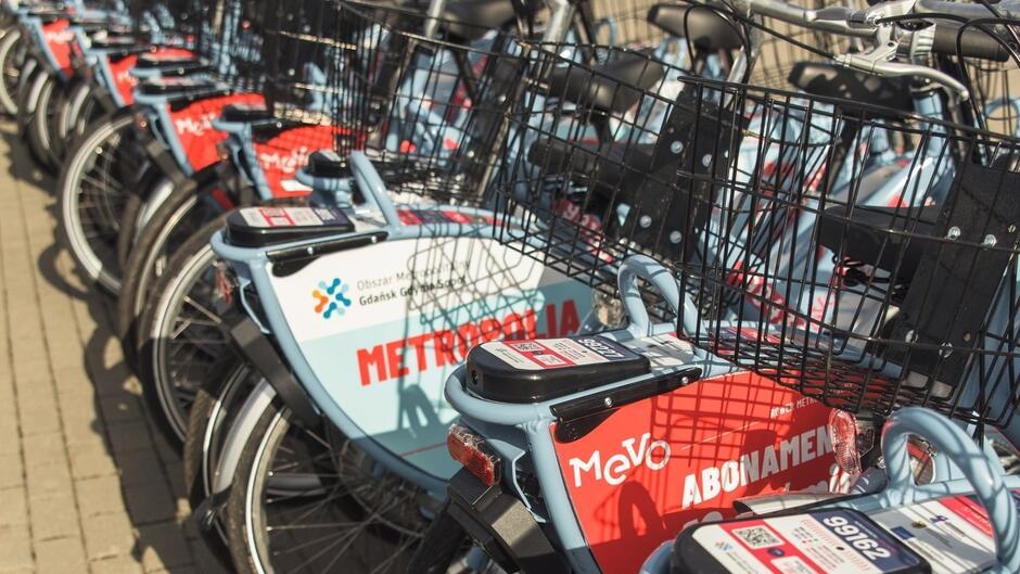 Własnością OMGGS pozostają 1224 rowery i 660 stacji postoju, system IT do zarządzania, aplikacja i strona internetowa