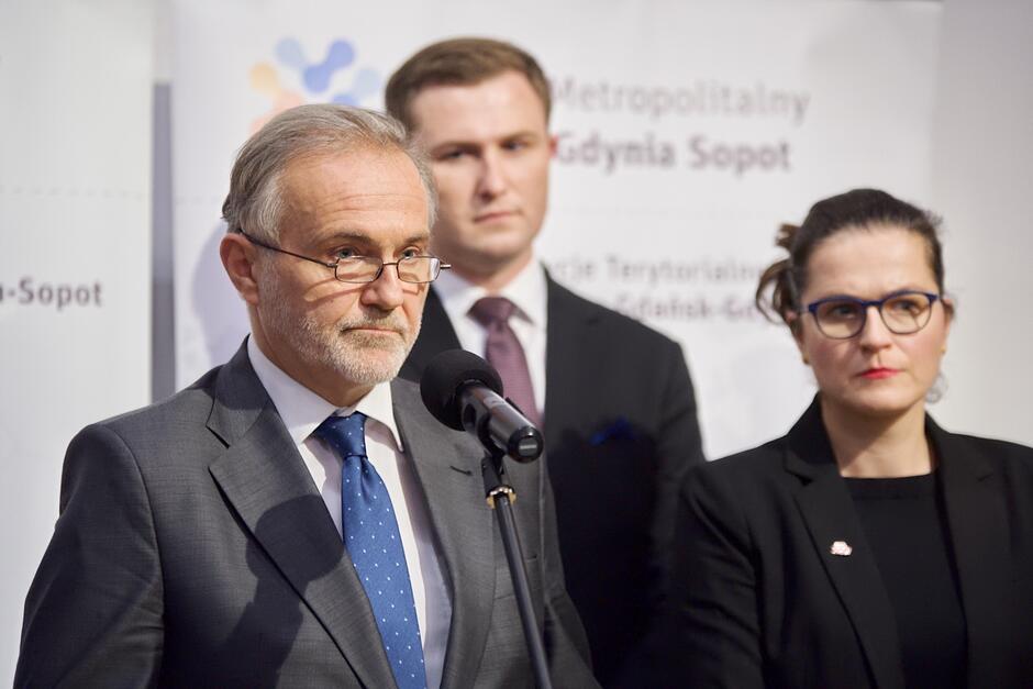 Prezydent Wojciech Szczurek: - Jesteśmy zdeterminowani
