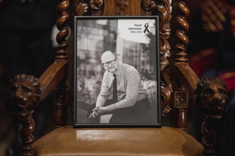 Jedyny przyznany w 2019 r. Medal Księcia Mściwoja - pośmiertny dla śp. prezydenta Gdańska Pawła Adamowicza