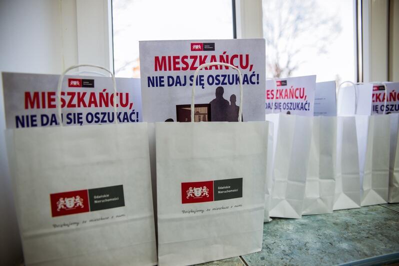Gdańskie Nieruchomości zorganizowały spotkania informacyjne dla seniorów