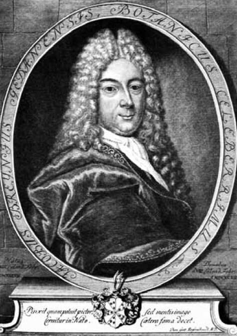 Portret Jacoba Breyna