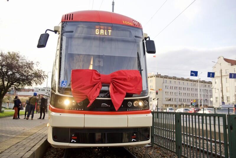 Nowe dwa tramwaje PESA Jazz już wożą pasażerów. Całość zamówienia to 30 pojazdów