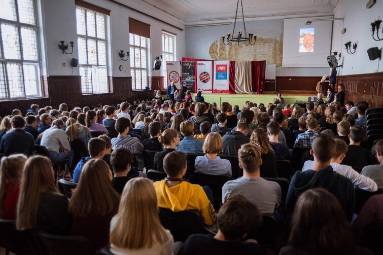 Akcja spotkała się z pozytywnym odbiorem uczniów, którzy chętnie uczestniczyli zarówno w samym otwarciu, jak i w późniejszych warsztatach