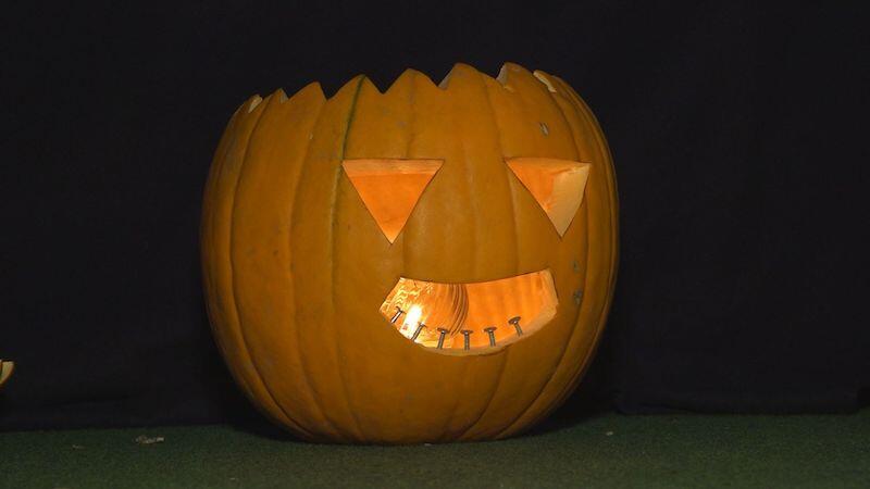 """""""Strasznie niestraszne Halloween w Promyku"""" - to wydarzenie, które odbyło się w schronisku po raz pierwszy"""