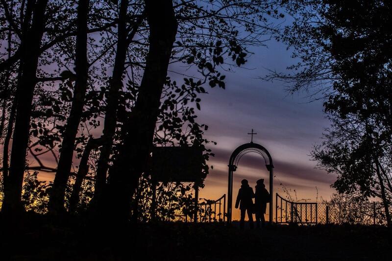 W miejscu dawnego cmentarza powstał Park Nostalgiczny