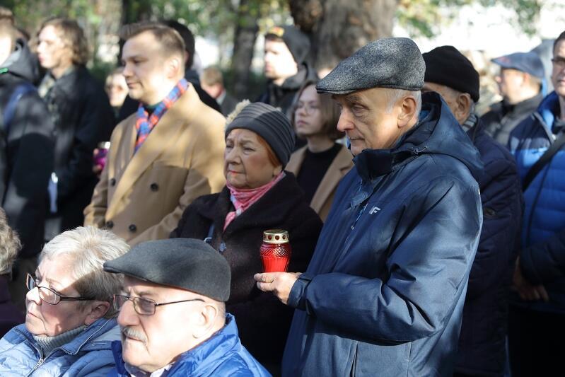 Inicjatorem tej modlitwy był śp. Paweł Adamowicz, prezydent Gdańska