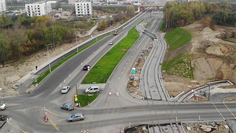 Planowane zmiany są kolejnym etapem prac związanych z budową linii tramwajowej Nowej Bulońskiej Północnej