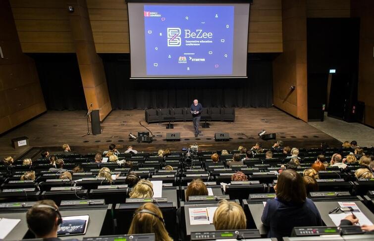BeZee to międzynarodowa konferencja, która zgromadzi w Gdańsku po raz kolejny prelegentów z kraju i zagranicy, a także praktyków.