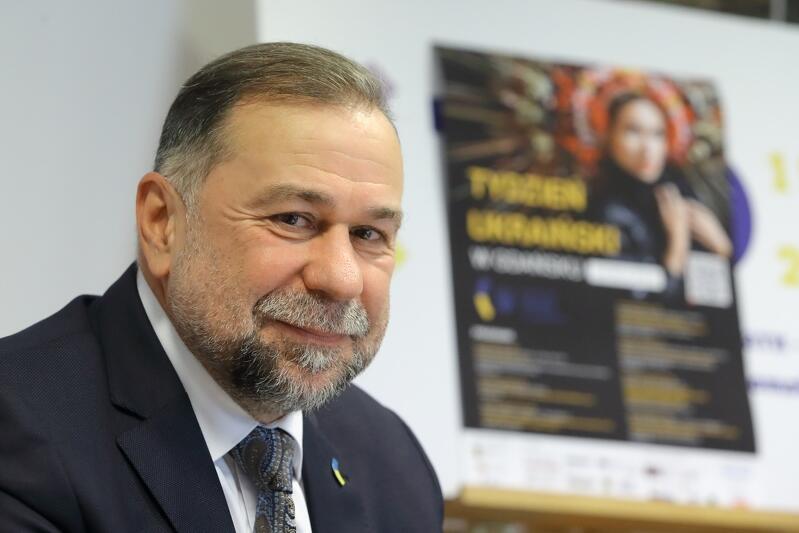 Łew Zacharczyszyn: - Polska reforma samorządowa jest wzorem dla reformy samorządowej na Ukrainie